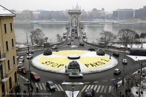 Photo from Greenpeace