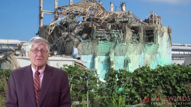 Arnie Gundersen and the remnants of Fukushima Unit-3