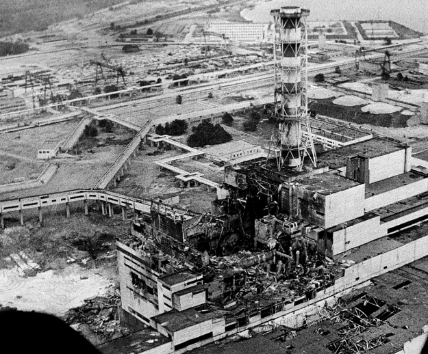 The New York Times somehow thinks the lesson of the Chernobyl disaster is more nuclear power in the U.S.