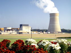 The Grand Gulf reactor in Port Gibson, Mississippi. Photo from NRC.