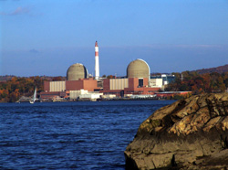 New York's Indian Point reactors