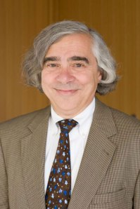 Energy Secretary Ernest Moniz