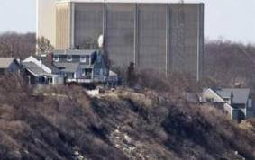Massachusetts' Pilgrim reactor.