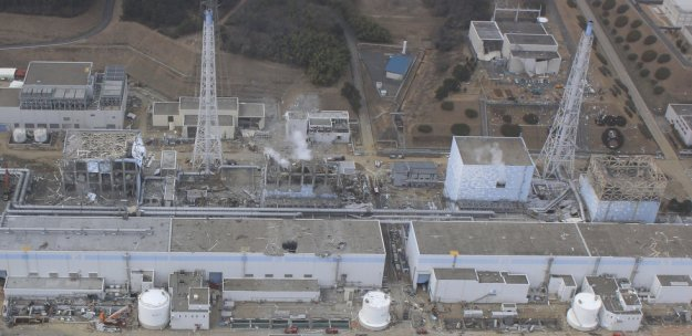 Fukushima, April 2011