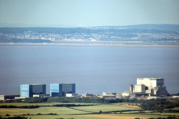 The Hinkley Point A and B reactors; the UK government now wants to add a couple Plan C EPRs.