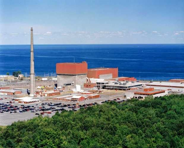 Another one bites the dust: New York's Fitzpatrick reactor will close permanently next year.