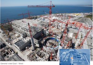 EDF's Flamanville project has been delayed until at least 2017 as well.