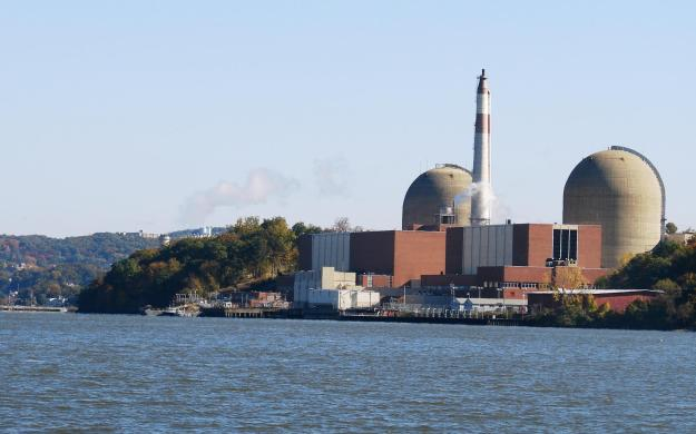 New York's Indian Point reactors. Entergy is desperately trying to save them--as long as it doesn't have to invest money in them to do so.