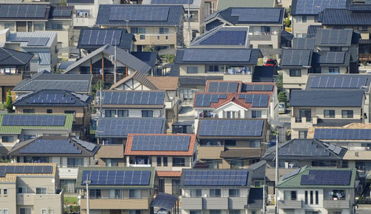 The fastest and cheapest way to reduce carbon emissions is more renewables and energy efficiency. This city in Japan shows what can be done....