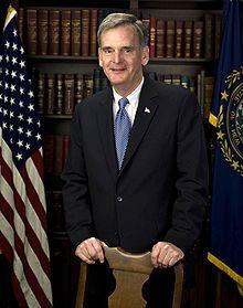Former New Hampshire Senator Judd Gregg.