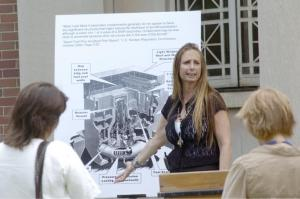 Deb Katz and the Citizens Awareness Network were among the most tireless and effective opponents against Vermont Yankee.