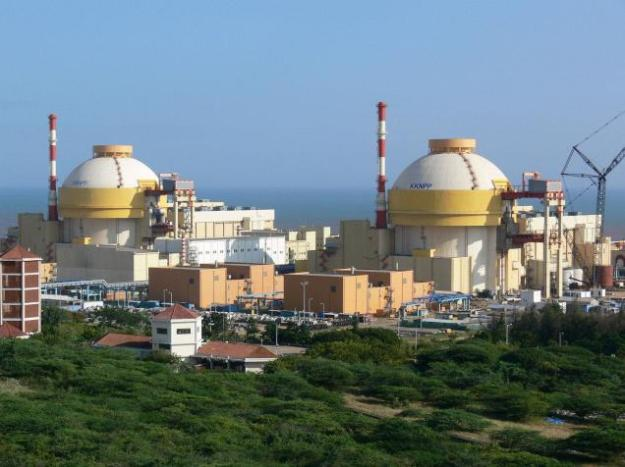 India's most recent reactors at Kudankulam, still undergoing testing, were built by Russia's Rosatom.