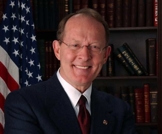 Senator Lamar Alexander, R-TN. Photo from Wikipedia.