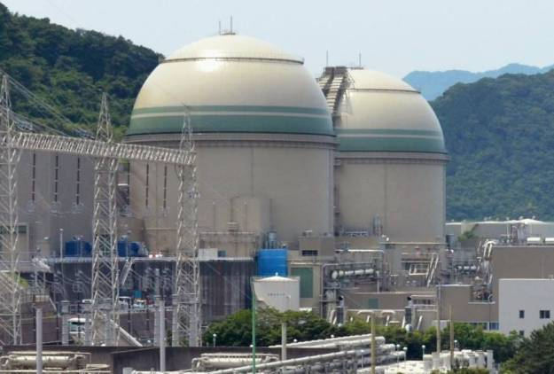 A Japanese court this week ordered the shutdown of two reactors at Takahama, leaving Japan with only two reactors (at Sendai) currently operating five years after the onset of the Fukushima disaster.
